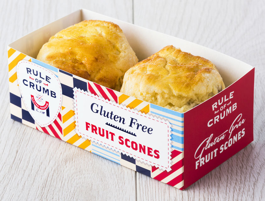 Gluten-free Fruit Scones
